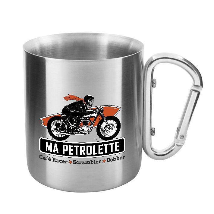 Mug Mousqueton Ma Petrolette