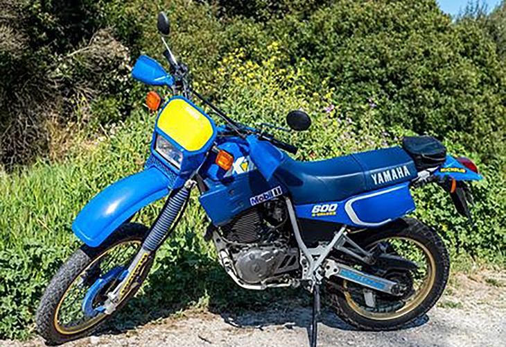 Yamaha 600XT